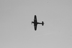 IMG_2475 BWedit (routemaster2217) Tags: clactononsea clactonairshow clactonairshow2019 airshow airdisplay aviation aircraft aeroplane military raf royalairforce bbmf battleofbritainmemorialflight worldwar2 wwii warbird rollsroycemerlin hawkerhurricane hurricanemkiic pz865