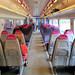 Class 357/3 Interior