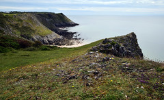 Photo of Foxhole Cove, The Gower - Wales