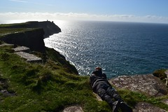 Hag's Head and Cliffs of Moher, County Clare (victoria_c_barrett) Tags: ireland clare cliffsofmoher