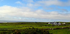 View from a carpark near the Cliffs of Moher, County Clare (victoria_c_barrett) Tags: ireland clare cliffsofmoher