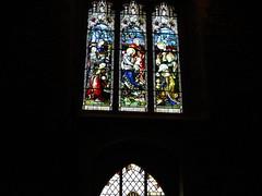 IMG_7094 (belight7) Tags: st giles uk heritage church england bucks stoke poges stained glass windows stokepoges