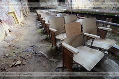 Best Seats in the House (ficktionphotography) Tags: abandoned abandonedbuilding abandonedschool abandonedasylum abandonedtheater urbex urbanexploration urbexphotography explore