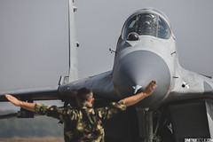 Mig-29 Serbian Air Force (Dimitrije Ostojic) Tags: mig29 mig aircraft aviation military serbia batajnica air force