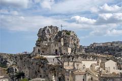 Santa Maria dell' Idris (Aeschbacher Hilde) Tags: süditalien italien apulien provinzmatera kirchen sakralbauten santamariadell'idris
