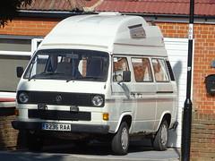 1984 Volkswagen Transporter Camper Van (Neil's classics) Tags: 1984 volkswagen transporter camper van t3 t25 vw camping motorhome autosleeper motorcaravan rv caravanette kombi mobilehome dormobile