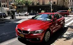 #FlatIronBuilding , #Manhattan ,  #NewYorkCity (Σταύρος) Tags: newyork nyc ny bigapple thebigapple traffic st street parkedcar bmw redcar auto car flatironbuilding newyorkcity manhattan vacation vacanze