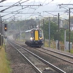 380113 arrives at Wallyford (18/9/19) (*ECMLexpress*) Tags: abellio scotrail class 380 desiro emu 380113 wallyford ecml