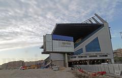 Demolición 4 (Mariano Alvaro) Tags: estadio vicente calderon madrid atletico futbol grada lateral m30