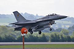 3877 Belgian F16 (photozone72) Tags: yeovilton yeoviltonairday canon canon7dmk2 canon100400f4556lii 7dmk2 aircraft airshows airshow aviation belgianairforce belgian f16 jet