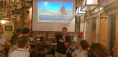 20190918_Speaking about Hacking The New World of Work at Urban Innovation For Good Meetup, part of DLD Innovation Festival Tel Aviv 02 (Assaf Luxembourg) Tags: assaf luxembourg yossi dan
