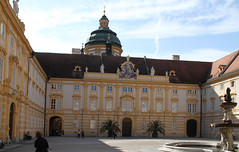 Melk Abbey 9 (ahisgett) Tags: melk abbey austria danube