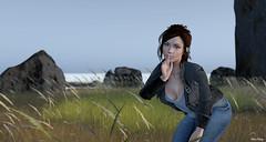 shhh... (Mara Telling:) Tags: sl secondlife secret shhh blackdragon