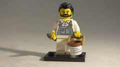 Brick Yourself Custom Lego Minifigure - Professional Painter