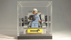 Brick Yourself Custom Lego Set - Mechanic 3