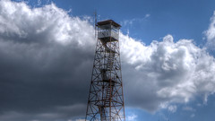 Sky Tower (blazer8696) Tags: 2019 aermotor alton cedargrove ecw hdr img577012enhanced t2019 usa unitedstates va virginia fire forest lookout tower watch