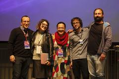 Professores organizadores 32º SET (eusoufamecos) Tags: vermelho