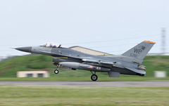 USAF 8th Fighter Wing F-16C Wolf Pack (m9mii13z) Tags: usaf f16c fightingfalcon viper yokotaairbase アメリカ空軍 ファイティングファルコン バイパー 横田基地