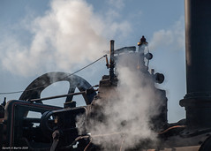 """Gareth's Photo of the Week 37 """"Steaming"""""""