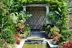 Bench (KaDeWeGirl) Tags: newyorkstate westchester yonkers untermyer park garden bench summer green explore