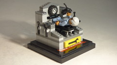 Brick Yourself Custom Lego Set - Mechanic 2