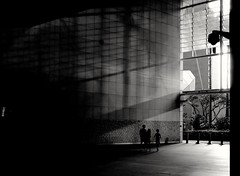 2019-09-19_08-26-56 (jumppoint5) Tags: together blackandwhite bnw city people urban light shadow contrast grid