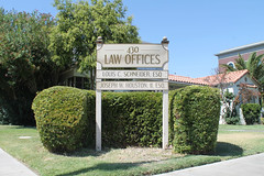 Law Offices (Flint Foto Factory) Tags: las vegas nevada henderson county urban city late summer september 2019 vacation holiday 430 s7thst law offices louis schneider joseph houston sign signage abogado