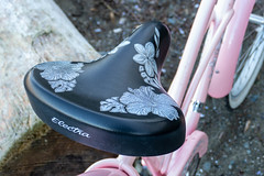 """""""Electra"""" (waledro) Tags: bicycle seat"""