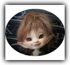 My sweet Oakley (Jonquil O) Tags: realpuki toki fairyland bjd fairy oakley