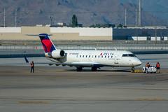N944SW CRJ-200ER Delta Express / SkyWest (SamCom) Tags: slc saltlakecityinternational delta deltaairlines crj2 crj200 n944sw crj200er deltaexpress skywest