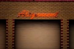 Alignment (Thomas Hawk) Tags: alameda alamedacollisionrepair america california eastbay usa unitedstates unitedstatesofamerica neon