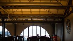End of an Era (Thomas Hawk) Tags: america bayarea california ferrybuilding sf sfbayarea sanfrancisco usa unitedstates unitedstatesofamerica westcoast architecture norcal fav10