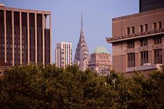 Chrysler (sir_duncan_ip) Tags: chryslerbuilding manhanttan newyorkcity nikonf6 velvia100 fujifilm
