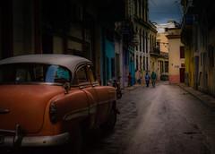 Streets of Havana - Cuba (IV2K) Tags: havana habana lahabana cuba cuban kuba cubano caribbean sony a7 zeiss 55mm 55mmzeiss zeiss55mm saturated street habanavieja centrohavana