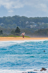 Spring Time Blues at the Beach (Merrillie) Tags: landscape nature avocabeach newsouthwales sea daytime blue beach ocean waves nsw waterscape coastal australia outdoors seascape centralcoast avoca water coast