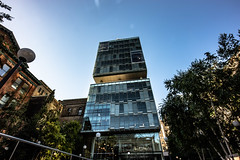 September 17, 2019. (Amanda Catching) Tags: today longexposure light line toronto urban architecture