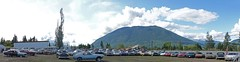 Cars from the past (D70) Tags: whitepostautomuseum tappen britishcolumbia canada stitched panorama cars from past