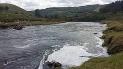 River Oykel, Strathoykel, July 2019 (allanmaciver) Tags: river oykel strathoykel highlands water flow full grey banks rush noise allanmaciver