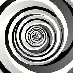 814 (MichaelTimmons) Tags: contemporaryart modernart fineart art digitalart artwork abstract digitalpainting grey gray swirls swirl spiral spirals circles circle blackandwhite blackwhite spin