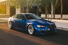 """Standout"" Pandem 335I (Peyton Gerken) Tags: canon automotive bmw beamer beemer mkii 6d widebody standout 335i pandem"
