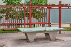 Concrete Gaming (pni) Tags: concrete table tabletennis pingpong perkkaa bergans perkkaanasukaspuisto park leppävaara alberga espoo esbo finland suomi pekkanikrus skrubu pni