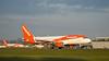 G-EZTY Airbus, Edinburgh