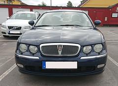 2004 Rover 75 Tourer 1.8T Sedan (crusaderstgeorge) Tags: cars 2004 rover 75 classiccars 18t tourer crusaderstgeorge 2004rover75tourer18tsedan sedan sweden gävle parked sverige gävleborg englishcars