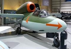 "Heinkel HE-162 Salamander 3 • <a style=""font-size:0.8em;"" href=""http://www.flickr.com/photos/81723459@N04/48758046937/"" target=""_blank"">View on Flickr</a>"