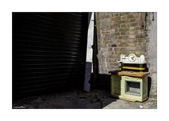 East End Kitchen © (wpnewington) Tags: discarded london toys light colour avril