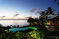 20190911-71-Sunset from Pacific Resort Aitutaki (Roger T Wong) Tags: 2019 aitutaki cookislands pacific pacificisland pacificresort rogertwong sel24105g sony24105 sonya7iii sonyalpha7iii sonyfe24105mmf4goss sonyilce7m3 holiday isalnd lagoon pool resort travel
