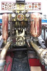 Merryweather steam fire engine 'Queen Victoria' (Snapshooter46) Tags: longshopmuseum industrialmuseum leiston suffolkrichardgarrettsons queenvictoria merryweather steamfireengine horsedrawn
