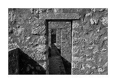 many doors (Armin Fuchs) Tags: arminfuchs nomansland citadelle doors light shadow sisteron anonymousvisitor thomaslistl wolfiwolf jazzinbaggies niftyfifty