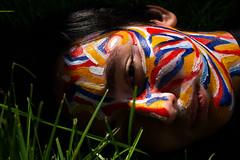 homeworkw2-4 (vanessatecum) Tags: paint portrait face facepaint