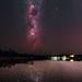 Milky Way at Lake Towerrinning, Western Australia